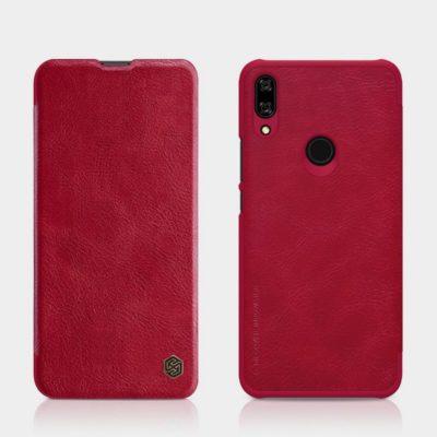 Huawei P Smart Z Kotelo Nillkin Qin Punainen