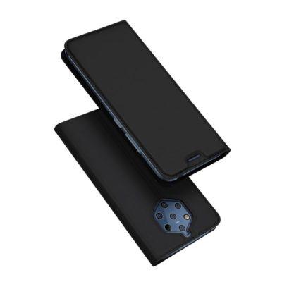 Nokia 9 PureView Kotelo Dux Ducis Musta