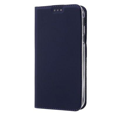 Samsung Galaxy Xcover 4 / 4s Kannellinen Kotelo Sininen