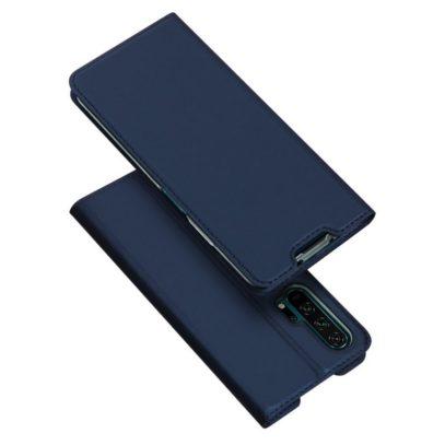 Huawei Honor 20 Pro Kotelo Dux Ducis Tummansininen