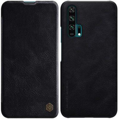 Huawei Honor 20 Pro Kotelo Nillkin Qin Musta