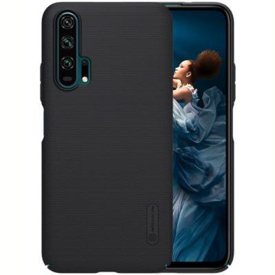 Huawei Honor 20 Pro Suojakuori Nillkin Frosted Musta