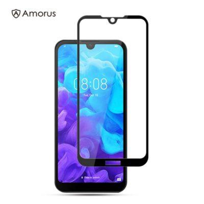 Huawei Honor 8S Täysin Peittävä Panssarilasi Amorus