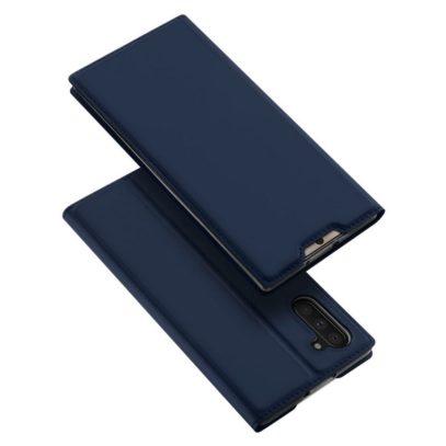 Samsung Galaxy Note 10 Kotelo Dux Ducis Sininen