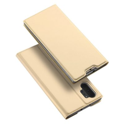 Samsung Galaxy Note 10+ Kotelo Dux Ducis Kulta