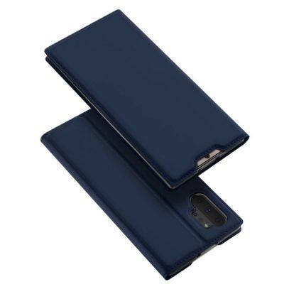 Samsung Galaxy Note 10+ Kotelo Dux Ducis Sininen
