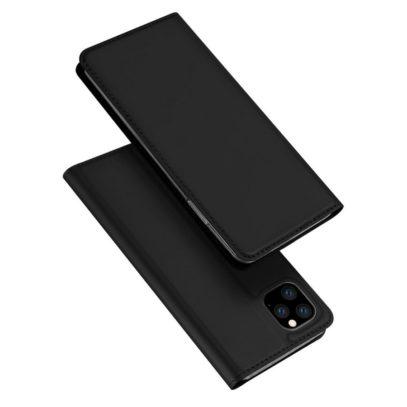 Apple iPhone 11 Pro Kotelo Dux Ducis Musta