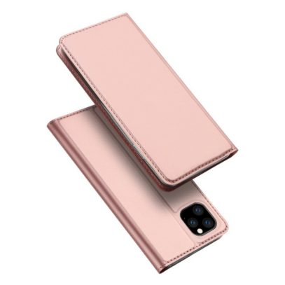 Apple iPhone 11 Pro Kotelo Dux Ducis Ruusukulta