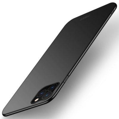 Apple iPhone 11 Pro Max Suojakuori MOFI Slim Musta