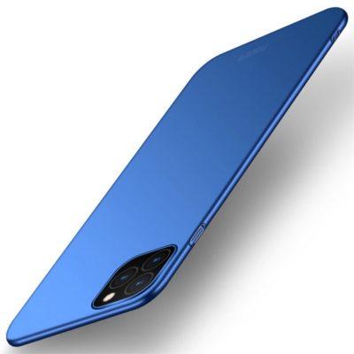 Apple iPhone 11 Pro Max Suojakuori MOFI Slim Sininen
