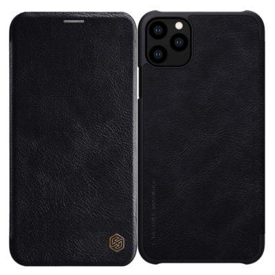 Apple iPhone 11 Pro Suojakotelo Nillkin Qin Musta