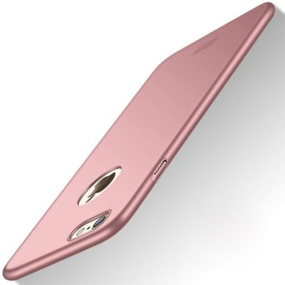 Apple iPhone 7 / 8 Suojakuori MOFI Ruusukulta