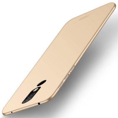 Nokia 4.2 Suojakuori MOFI Slim Kulta