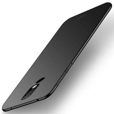Nokia 4.2 Suojakuori MOFI Slim Musta