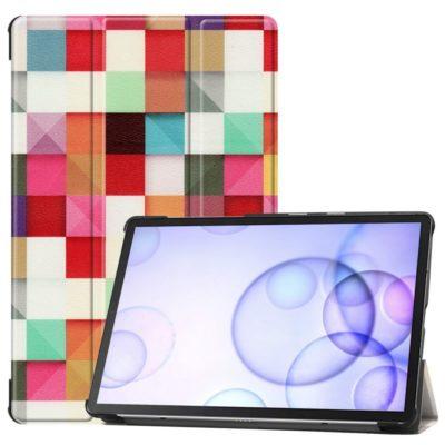 Samsung Galaxy Tab S6 10.5″ Kotelo Ruudut 1