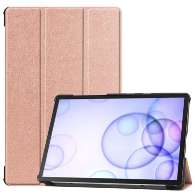 Samsung Galaxy Tab S6 10.5″ Kotelo Ruusukulta