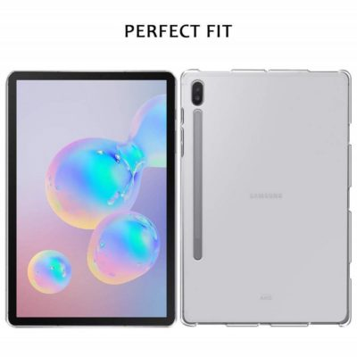 Samsung Galaxy Tab S6 10.5″ Suojakuori Läpinäkyvä