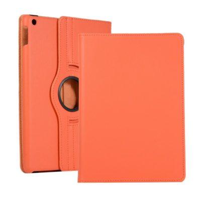 Apple iPad 10.2″ (2019) 360° Kääntyvä Kotelo Oranssi