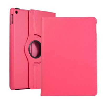 Apple iPad 10.2″ (2019) 360° Kääntyvä Kotelo Pinkki