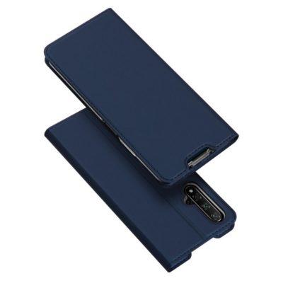 Huawei Nova 5T Suojakotelo Dux Ducis Tummansininen