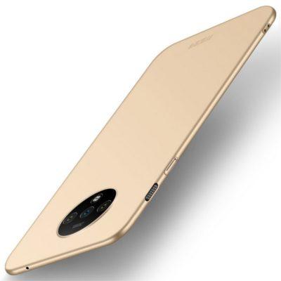 OnePlus 7T Suojakuori MOFI Slim Kulta