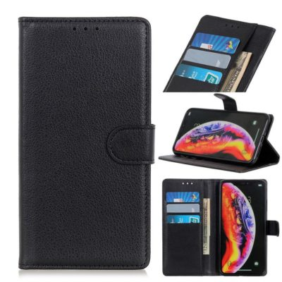 Samsung Galaxy S10 5G Suojakotelo Musta Lompakko