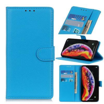 Samsung Galaxy S10 5G Suojakotelo Sininen Lompakko
