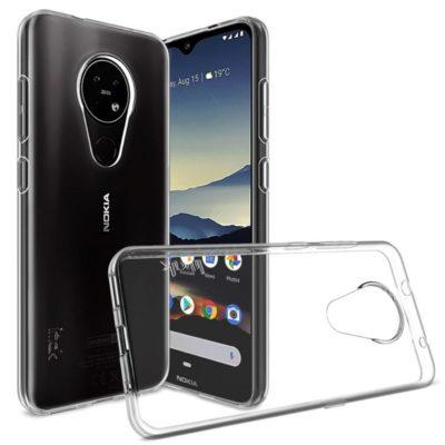 Nokia 7.2 Suojakuori IMAK Läpinäkyvä