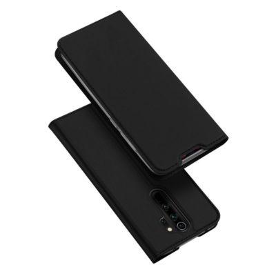 Xiaomi Redmi Note 8 Pro Kotelo Dux Ducis Musta