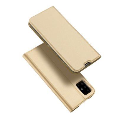 Samsung Galaxy A51 Kotelo Dux Ducis Kulta