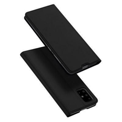 Samsung Galaxy A51 Kotelo Dux Ducis Musta