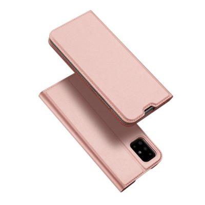 Samsung Galaxy A51 Kotelo Dux Ducis Ruusukulta
