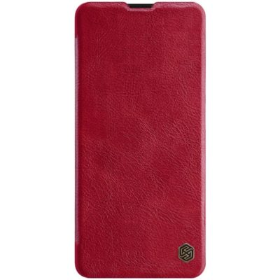 Samsung Galaxy A51 Kotelo Nillkin Qin Punainen