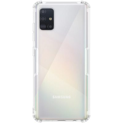 Samsung Galaxy A51 Suojakuori Nillkin Läpinäkyvä