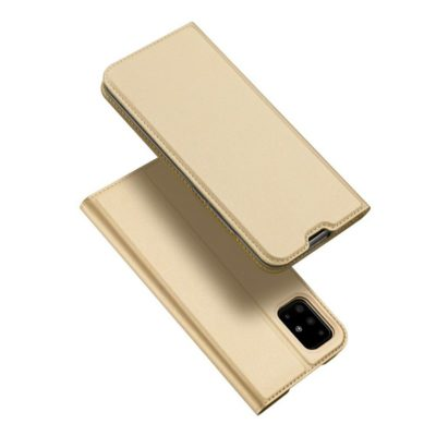 Samsung Galaxy A71 Kotelo Dux Ducis Kulta