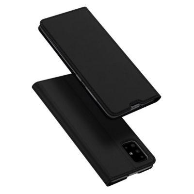 Samsung Galaxy A71 Kotelo Dux Ducis Musta