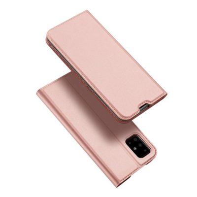Samsung Galaxy A71 Kotelo Dux Ducis Ruusukulta