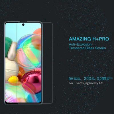 Samsung Galaxy A71 Panssarilasi Nillkin Amazing H+Pro