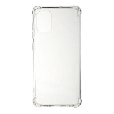 Samsung Galaxy A71 Suojakuori TPU-Muovi Läpinäkyvä