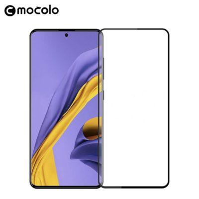 Samsung Galaxy A71 Täysin Peittävä Panssarilasi Mocolo