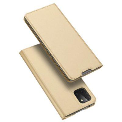 Samsung Galaxy Note 10 Lite Kotelo Dux Ducis Kulta