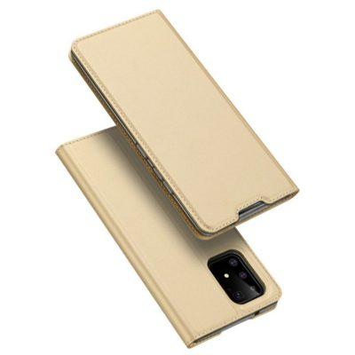 Samsung Galaxy S10 Lite Kotelo Dux Ducis Kulta