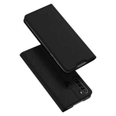 Xiaomi Redmi Note 8T Kotelo Dux Ducis Musta