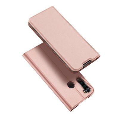 Xiaomi Redmi Note 8T Kotelo Dux Ducis Ruusukulta