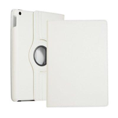 Apple iPad 10.2″ (2019) 360° Kääntyvä Kotelo Valkoinen