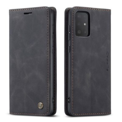 Samsung Galaxy S20 5G Kotelo Caseme Musta