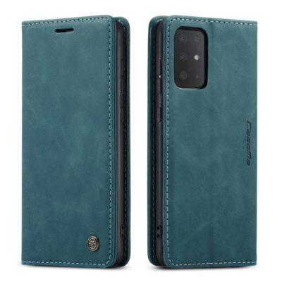 Samsung Galaxy S20 5G Kotelo Caseme Vihreä