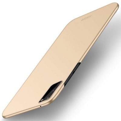 Samsung Galaxy S20 5G Kuori MOFI Slim Kulta
