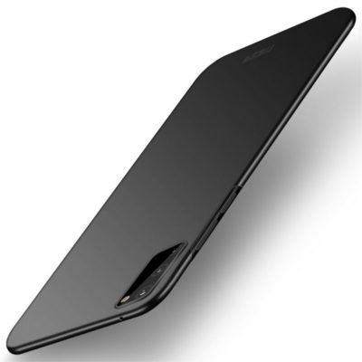Samsung Galaxy S20 5G Kuori MOFI Slim Musta