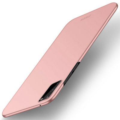 Samsung Galaxy S20 5G Kuori MOFI Slim Ruusukulta